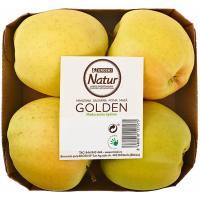 Manzana Golden EROSKI Natur, bandeja 900 g