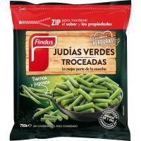 Judía verde redonda FINDUS, bolsa 750 g