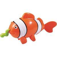 Juguete de baño pez payaso nadador TIGEX