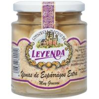 Yema de espárrago LEYENDA, frasco 135 g