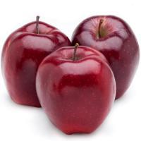 Manzana Roja, al peso, compra mínima 1 kg