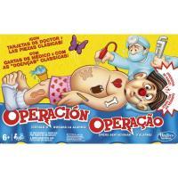 Juego Operación,edad rec:+6 años HASBRO GAMING