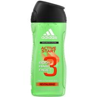 Gel Active Start ADIDAS, bote 250 ml