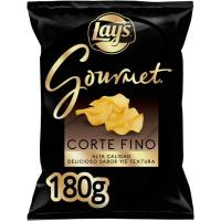 Patatas finas corte fino LAY'S Gourmet Finíssimas, bolsa 180 g