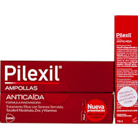 Ampollas anticaída PILEXIL, caja 15 unid.