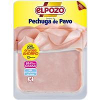 Pechuga de pavo ELPOZO, bandeja 225 g