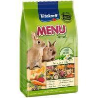 Menú para conejos enanos VITAKRAFT, paquete 1 kg