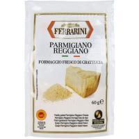 Queso rallado Parmesano FERRARINI, bolsa 60 g