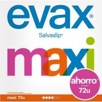 Protector maxi EVAX, caja 72 uds.