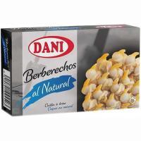Berberecho DANI Serie Oro, lata 63 g