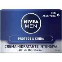 Crema hidratante intensiva Originals NIVEA For Men, tarro 50 ml
