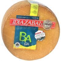 Queso ahumado mini D.O. Idiazabal BAGA, pieza aprox. 1 kg