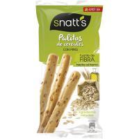 Palitos de cereales con pipas SNATT`S, bolsa 62 g