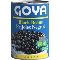 Frijoles negros al natural GOYA, lata 439 g