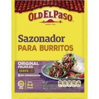 Sazonador burrito OLD EL PASO, sobre 40 g