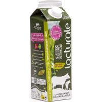 Leche semidesnatada LACTURALE, brik 1 litro