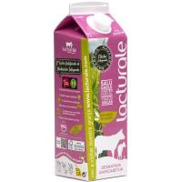 Leche desnatada LACTURALE, brik 1 litro
