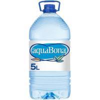 Agua mineral AQUABONA, garrafa 5 litros