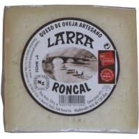 Queso Roncal D.O. LARRA, cuña 350 g