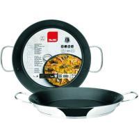 Paellera de acero inoxidable, apto para todo tipo de cocinas, IBILI, Ø34cm