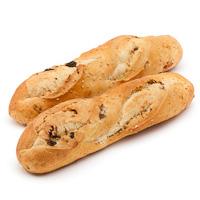 Pan de pasas-6% nueces EROSKI, 200 g