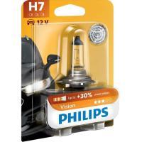 Lámpara auto halógena h-7 + 30% visión PHILIPS, 1 u