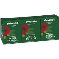 Tomate frito en aceite de oliva ORLANDO, pack 3x210 g