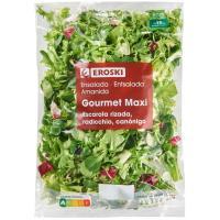 Ensalada Gourmet Maxi EROSKI, bolsa 320 g