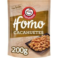 Cacahuetes horneados MATUTANO, bolsa 200 g