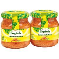 Zanahoria rallada BONDUELLE, pack 2x110 g