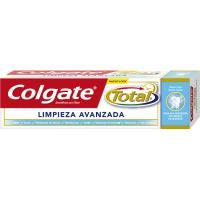 Dentífrico limpieza total avanzada COLGATE, tubo 75 ml
