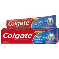 Dentífrico protección caries COLGATE, tubo 50 ml
