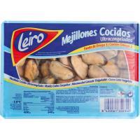 Carne de mejillón LEIRO, bandeja 360 g