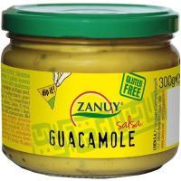 Salsa de guacamole ZANUY, frasco 300 g