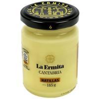 Natillas LA ERMITA, tarro 145 g