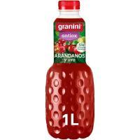Néctar de arándanos GRANINI, botella 1 litro