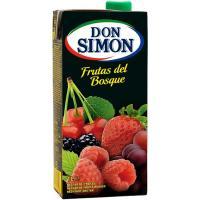 Néctar de frutas del bosque DON SIMÓN, brik 1 litro