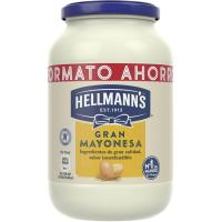 Mayonesa HELLMANN'S, frasco 825 ml