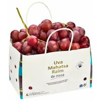 Uva morada, al peso, compra mínima 500 g