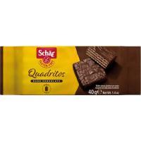 Quadradito de chocolate SCHÄR, paquete 40 g
