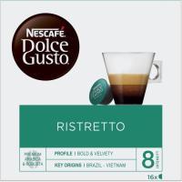 Café Ristretto NESCAFÉ Dolce Gusto, caja 16 monodosis