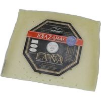 Queso Idiazabal natural D.O. LANA, cuña 250 g