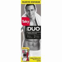 Crema Depilatoria TAKY Duo Menta Té Verde For Men 200 ml