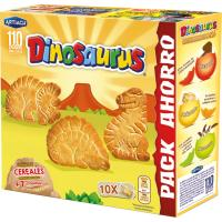 Galleta Dinosaurus ARTIACH, caja 411 g