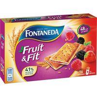 Fruit&Fit frutos rojos FONTANEDA, caja 197 g