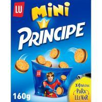 Galleta Mini Príncipe LU, caja 160 g