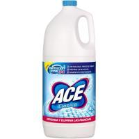 Lejia para lavadora ACE, garrafa 4 litros