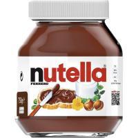 Crema de cacao NUTELLA, bote 750 g