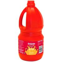 Ketchup ORLANDO, garrafa 1,8 kg