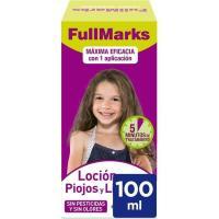 Tratamiento contra piojos-liendres FULL MARKS, bote 100 ml